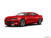 2017 Chevrolet Camaro coupe 2LT | Photo 3 | Garnet Red