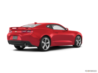 2017 Chevrolet Camaro coupe 2SS | Photo 2 | Red Hot