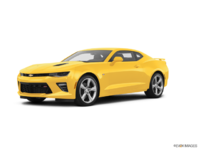 2017 Chevrolet Camaro coupe 2SS | Photo 3 | Bright Yellow