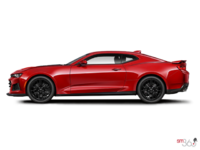 2017 Chevrolet Camaro coupe ZL1 | Photo 1 | Garnet Red
