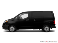 2017 Chevrolet City Express 1LS | Photo 1 | Black Pipe