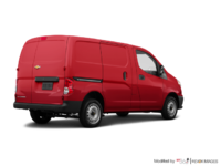 2017 Chevrolet City Express 1LS | Photo 2 | Furnace Red