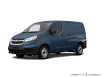 2017 Chevrolet City Express 1LS | Photo 3 | Blue Ink