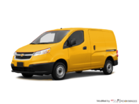 2017 Chevrolet City Express 1LS | Photo 3 | Sunglow Yellow