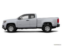 2017 Chevrolet Colorado BASE | Photo 1 | Silver Ice Metallic