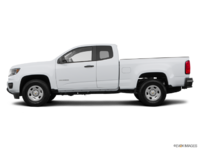 2017 Chevrolet Colorado BASE | Photo 1 | Summit White