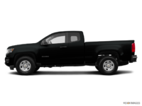 2017 Chevrolet Colorado BASE | Photo 1 | Black