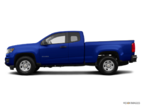 2017 Chevrolet Colorado BASE | Photo 1 | Laser Blue Metallic
