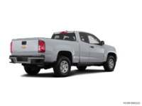 2017 Chevrolet Colorado BASE | Photo 2 | Silver Ice Metallic