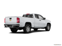 2017 Chevrolet Colorado BASE | Photo 2 | Summit White