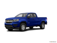 2017 Chevrolet Colorado BASE | Photo 3 | Laser Blue Metallic
