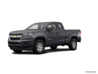 2017 Chevrolet Colorado BASE | Photo 3 | Graphite Metallic