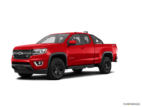 2017 Chevrolet Colorado Z71 | Photo 3 | Red Hot