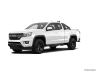 2017 Chevrolet Colorado Z71 | Photo 3 | Summit White