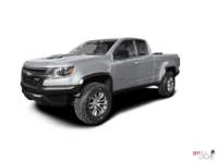 2017 Chevrolet Colorado ZR2 | Photo 3 | Silver Ice Metallic