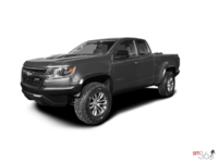 2017 Chevrolet Colorado ZR2 | Photo 3 | Graphite Metallic