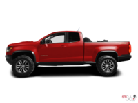 2017 Chevrolet Colorado ZR2 | Photo 1 | Cajun Red