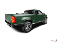 2017 Chevrolet Colorado ZR2 | Photo 2 | Deepwood Green Metallic