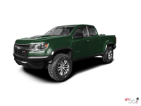 2017 Chevrolet Colorado ZR2 | Photo 3 | Deepwood Green Metallic