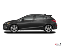 2017 Chevrolet Cruze Hatchback PREMIER | Photo 1 | Graphite Metallic