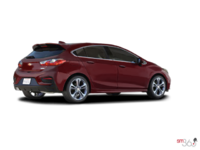 2017 Chevrolet Cruze Hatchback PREMIER | Photo 2 | Cajun Red