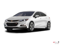 2017 Chevrolet Cruze Hatchback PREMIER | Photo 3 | Summit White