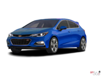 2017 Chevrolet Cruze Hatchback PREMIER | Photo 3 | Kinetic Blue Metallic