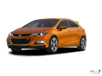 2017 Chevrolet Cruze Hatchback PREMIER | Photo 3 | Orange Burst Metallic