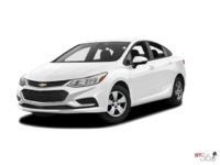 2017 Chevrolet Cruze LS | Photo 3 | Summit White
