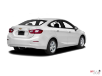 2017 Chevrolet Cruze LT | Photo 2 | Summit White