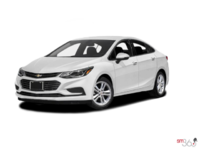 2017 Chevrolet Cruze LT | Photo 3 | Summit White