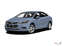 2017 Chevrolet Cruze LT | Photo 3 | Artic Blue Metallic