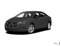 2017 Chevrolet Cruze LT | Photo 3 | Graphite Metallic