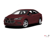 2017 Chevrolet Cruze LT | Photo 3 | Cajun Red