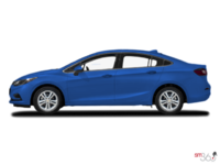 2017 Chevrolet Cruze LT | Photo 1 | Kinetic Blue Metallic