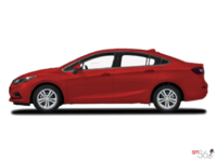 2017 Chevrolet Cruze LT | Photo 1 | Red Hot