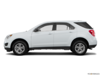 2017 Chevrolet Equinox LS | Photo 1 | Summit White