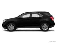 2017 Chevrolet Equinox LS | Photo 1 | Black
