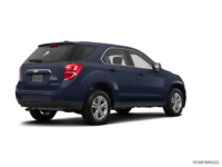2017 Chevrolet Equinox LS | Photo 2 | Blue Velvet Metallic