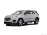 2017 Chevrolet Equinox LS | Photo 3 | Silver Ice Metallic