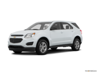 2017 Chevrolet Equinox LS | Photo 3 | Summit White