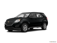 2017 Chevrolet Equinox LS | Photo 3 | Black
