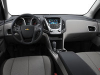 2017 Chevrolet Equinox LS | Photo 3 | Light Titanium/Jet Black Premium Cloth