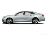 2017 Chevrolet Impala 1LT | Photo 1 | Silver Ice Metallic