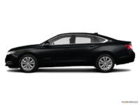 2017 Chevrolet Impala 1LT | Photo 1 | Black