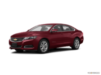 2017 Chevrolet Impala 1LT | Photo 3 | Siren Red