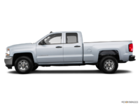 2017 Chevrolet Silverado 1500 LS | Photo 1 | Silver Ice Metallic