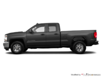 2017 Chevrolet Silverado 1500 LS | Photo 1 | Graphite Metallic