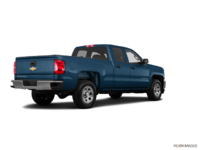 2017 Chevrolet Silverado 1500 LS | Photo 2 | Deep Ocean Blue Metallic