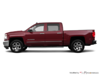 2017 Chevrolet Silverado 1500 LTZ | Photo 1 | Siren Red